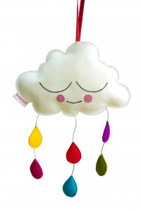 Babystuffcompany mobiel wolk